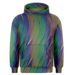 Texture Abstract Background Men s Pullover Hoodie
