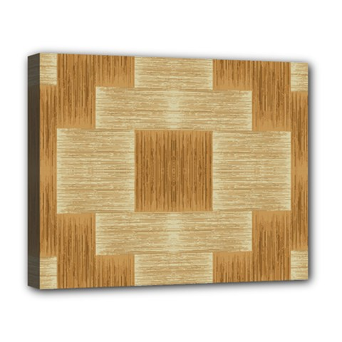 Texture Surface Beige Brown Tan Deluxe Canvas 20  x 16