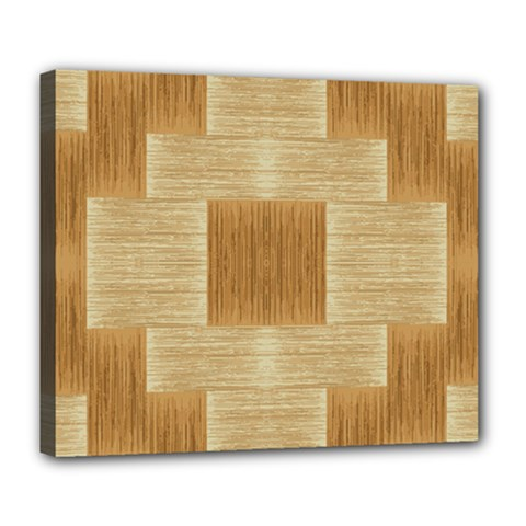 Texture Surface Beige Brown Tan Deluxe Canvas 24  X 20