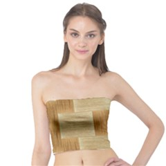 Texture Surface Beige Brown Tan Tube Top