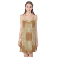 Texture Surface Beige Brown Tan Camis Nightgown