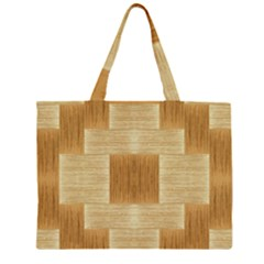Texture Surface Beige Brown Tan Large Tote Bag