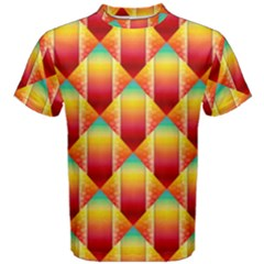 The Colors Of Summer Men s Cotton Tee