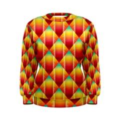 The Colors Of Summer Women s Sweatshirt