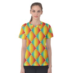 The Colors Of Summer Women s Cotton Tee