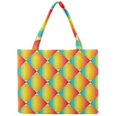 The Colors Of Summer Mini Tote Bag
