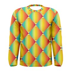 The Colors Of Summer Men s Long Sleeve Tee