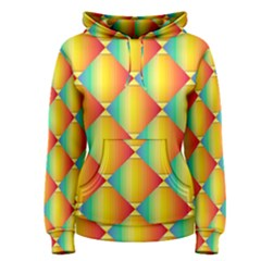 The Colors Of Summer Women s Pullover Hoodie