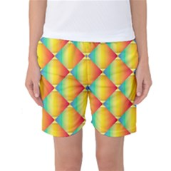 The Colors Of Summer Women s Basketball Shorts