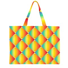 The Colors Of Summer Large Tote Bag