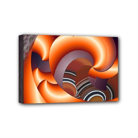 The Touch Digital Art Mini Canvas 6  x 4