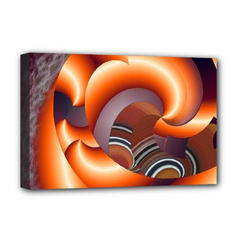 The Touch Digital Art Deluxe Canvas 18  x 12