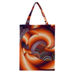 The Touch Digital Art Classic Tote Bag