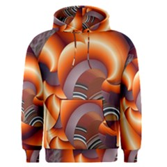 The Touch Digital Art Men s Pullover Hoodie