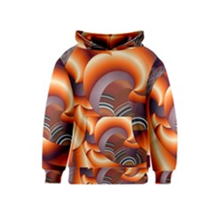 The Touch Digital Art Kids  Pullover Hoodie