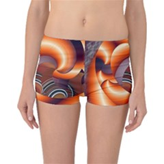 The Touch Digital Art Boyleg Bikini Bottoms
