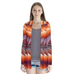 The Touch Digital Art Cardigans