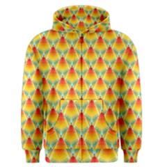 The Colors Of Summer Men s Zipper Hoodie