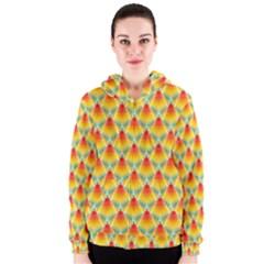 The Colors Of Summer Women s Zipper Hoodie