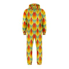 The Colors Of Summer Hooded Jumpsuit (Kids)