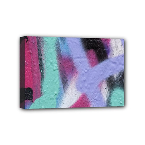Texture Pattern Abstract Background Mini Canvas 6  x 4