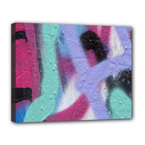 Texture Pattern Abstract Background Canvas 14  x 11