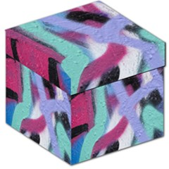 Texture Pattern Abstract Background Storage Stool 12