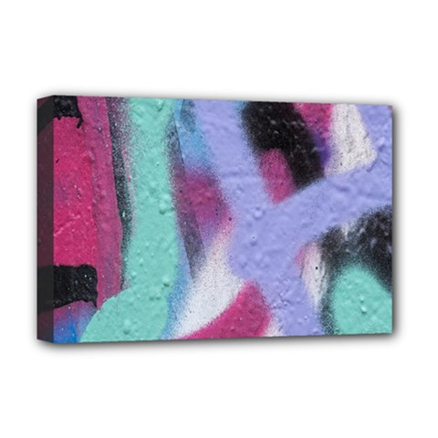 Texture Pattern Abstract Background Deluxe Canvas 18  x 12
