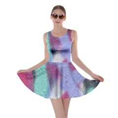 Texture Pattern Abstract Background Skater Dress