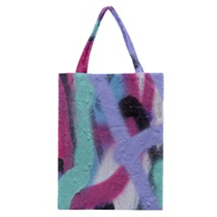 Texture Pattern Abstract Background Classic Tote Bag