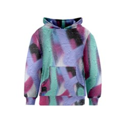 Texture Pattern Abstract Background Kids  Pullover Hoodie