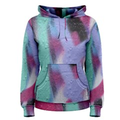 Texture Pattern Abstract Background Women s Pullover Hoodie