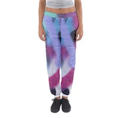 Texture Pattern Abstract Background Women s Jogger Sweatpants