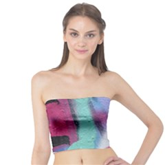 Texture Pattern Abstract Background Tube Top