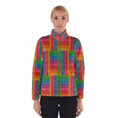 Texture Surface Rainbow Festive Winterwear