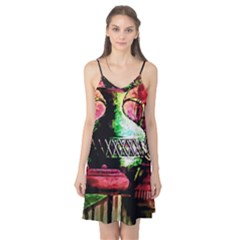 Three Earthen Vases Camis Nightgown