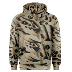 Tiger Animal Fabric Patterns Men s Pullover Hoodie