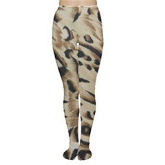 Tiger Animal Fabric Patterns Women s Tights