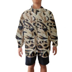 Tiger Animal Fabric Patterns Wind Breaker (Kids)