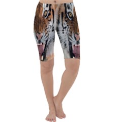 Tiger  Cropped Leggings