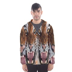 Tiger  Hooded Wind Breaker (Men)
