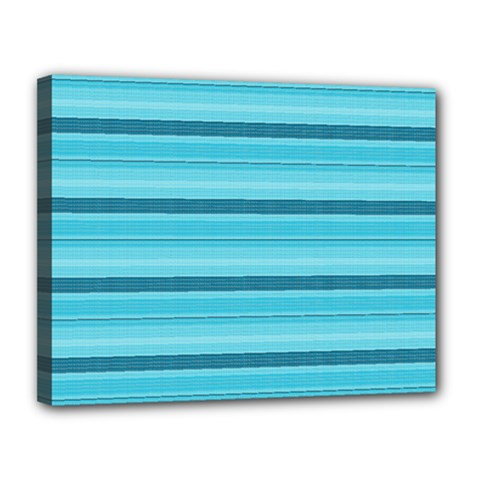 The Background Strips Canvas 14  x 11