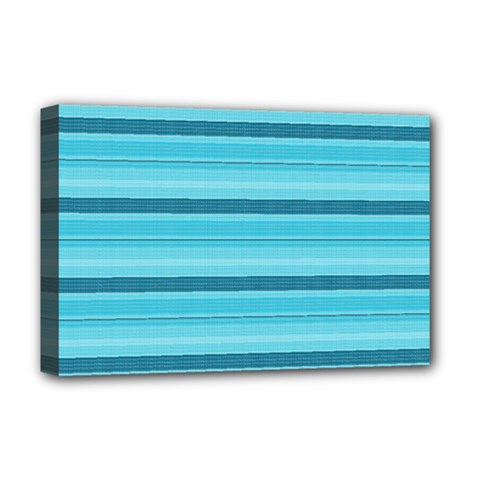 The Background Strips Deluxe Canvas 18  x 12