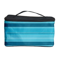 The Background Strips Cosmetic Storage Case