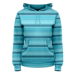 The Background Strips Women s Pullover Hoodie