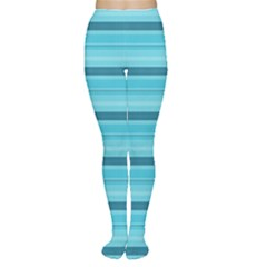 The Background Strips Women s Tights