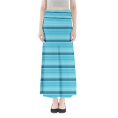 The Background Strips Maxi Skirts