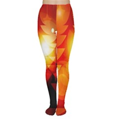 Tree Trees Silhouettes Silhouette Women s Tights