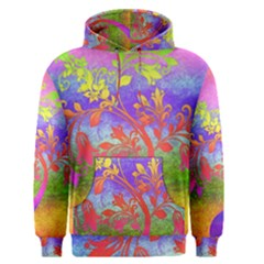 Tree Colorful Mystical Autumn Men s Pullover Hoodie