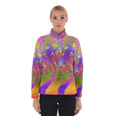 Tree Colorful Mystical Autumn Winterwear